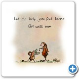HN16 - Let me help you feel better - Get well soon