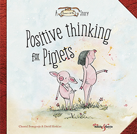 Positive thinking for Piglets
